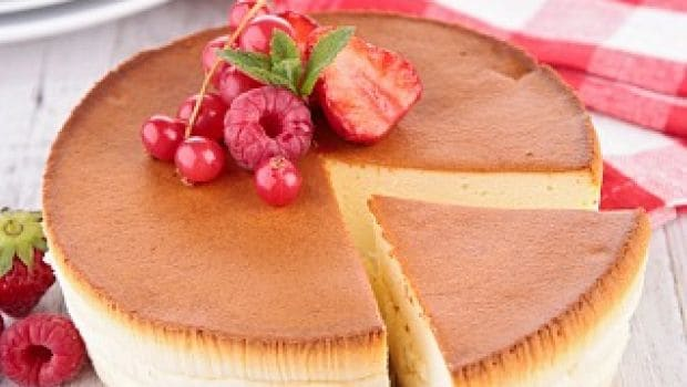 rambutan cheesecake