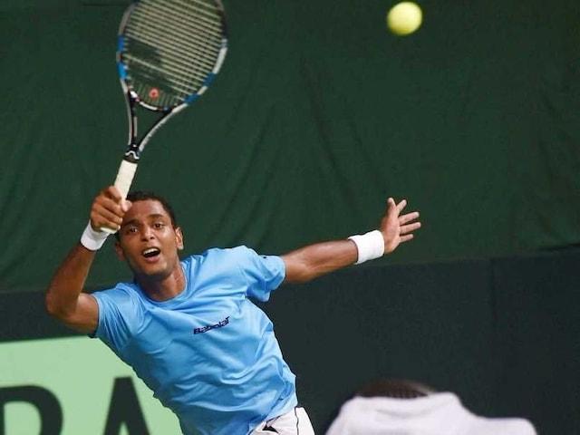 Indias Ramkumar Ramanathan Shocks World No. 8 Dominic Thiem