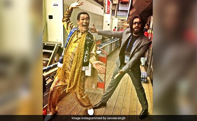 सूट-बूट में सजे रणवीर सिंह लंदन में Miss कर रहे हैं अपना अतरंगी ड्रेसिंग स्टाइल