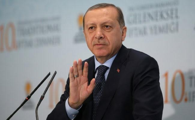 Turkish President Erdogan Says Qatar Isolation Violates Islamic Values