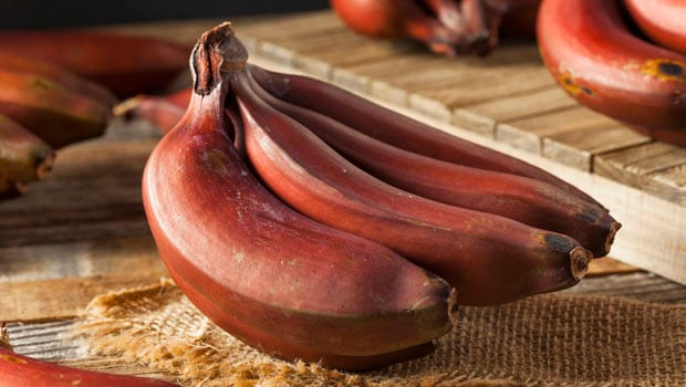 6 Red Banana Health Benefits You Wouldn't Know About