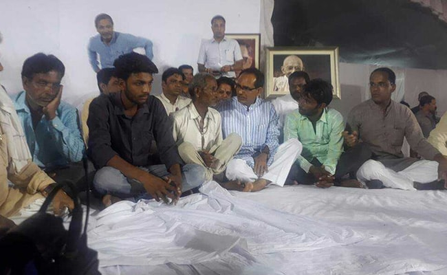 relatives of 4 victims meed shivraj 650