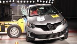 Renault Captur Scores 4 Stars In Latin NCAP Crash Test; Will Not Come To India