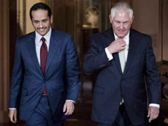 Saudi's 'Non-Negotiable' Stand On Qatar As Gulf Leaders Meet US Secretary Of State