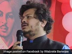 Expelled But 'Unofficially', Left MP Ritabrata Banerjee Says 'Had To Bell The Cat'