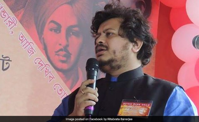 Expelled CPM Lawmaker Ritabrata Banerjee Quizzed For 6 Hours By Bengal Police Over Rape Complaint