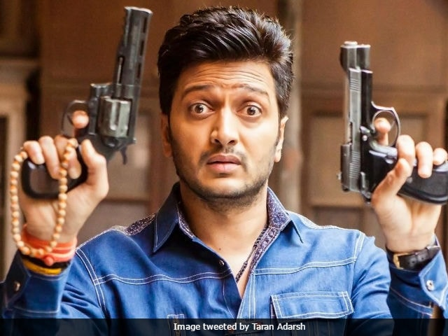 Bank Chor Box Office Collection Day 1: Riteish Deshmukh, Vivek Oberoi's Film Made Rs 1.40 Crore