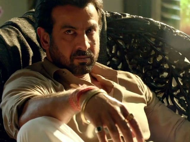 Ronit Roy plays the baddie in 'Jai Lava Kusa'