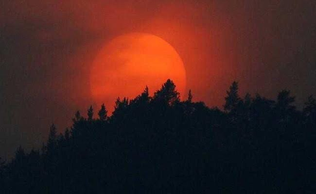 Extreme Heat Grips Northern Hemisphere On Summer Solstice