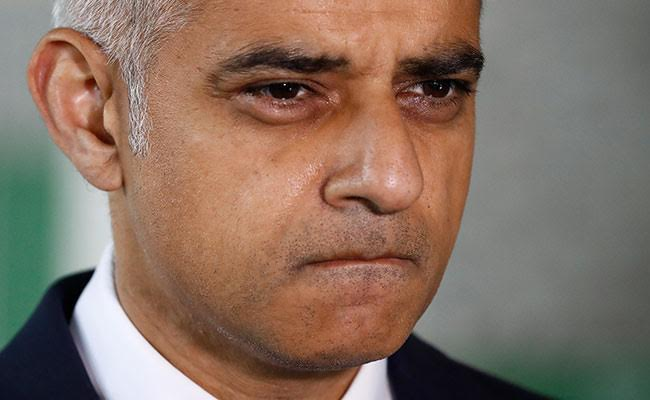 'Not Sure It Is Appropriate' To Roll Out Red Carpet For Trump: London Mayor Sadiq Khan