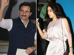 Saif Ali Khan, Are You Cool With Sara Acting Or Not? We're Confused
