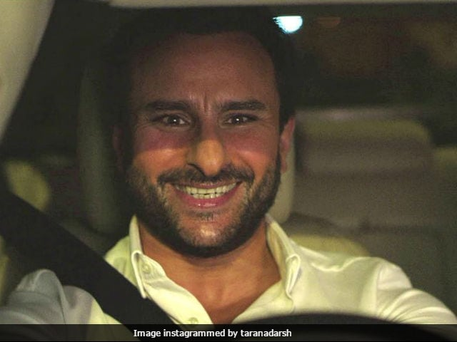 Saif Ali Khan's Kaalakaandi To Release On September 8