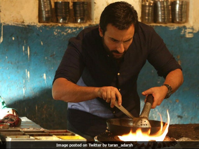 Saif Ali Khan's Chef Gets New Release Date To Avoid Clash With Jagga Jasoos