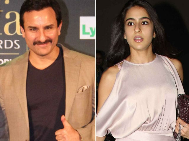 saif ali khan clarifies hes aok with daughter saras
