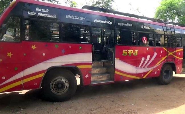 14-Year-Old Girl Allegedly Gang-Raped In Bus In Tamil Nadu, 3 Arrested