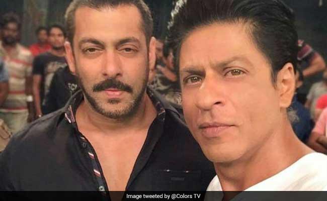 शाहरुख के साथ काम करने को लेकर बोले सलमान खान, 'फिलहाल ऐसी कोई योजना नहीं'