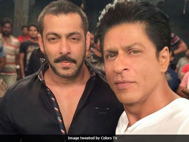 Shah Rukh Khan Agreed To Tubelight Cameo Almost Before Salman Khan Could Ask