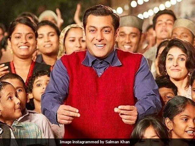 Salman Khan's Tubelight Gets 1,200 Screens Abroad. That's 100 More Than Baahubali 2