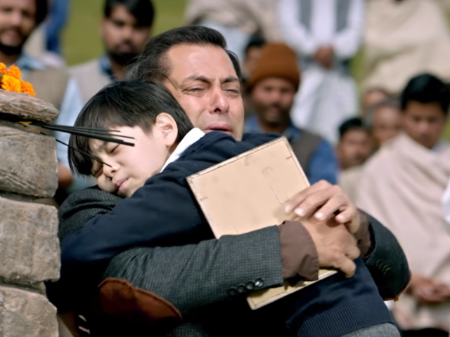 Tubelight's Main Agar: Salman Khan Will Win Your Heart In This Song