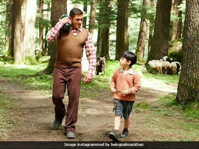 Tubelight: Salman Khan Posts Adorable Audition Of 8-Year-Old Co-Star Matin