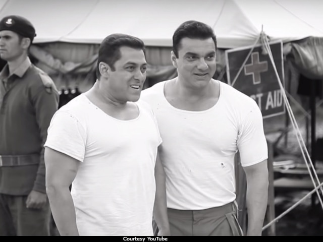 Tubelight: Salman Khan And His Bhai In Behind-The-Scenes Footage
