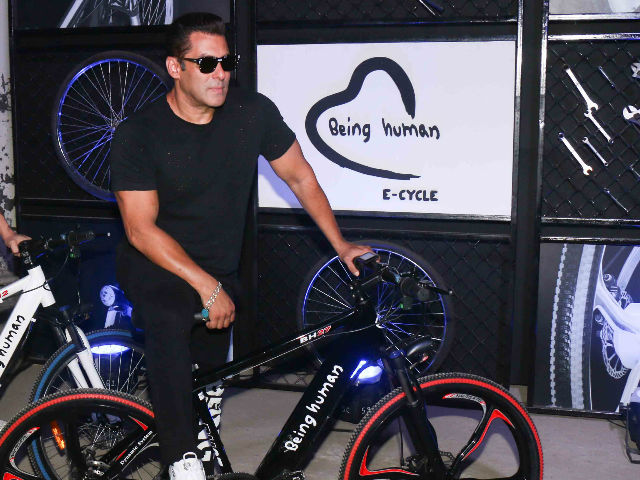 Salman Khan Doesn't 'Take Stardom Seriously.' He Explains Why
