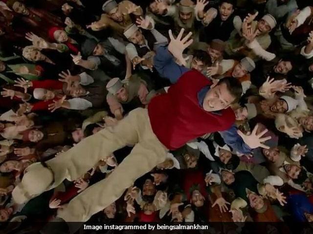 Salman's Most Honest Performance - Celeb Review