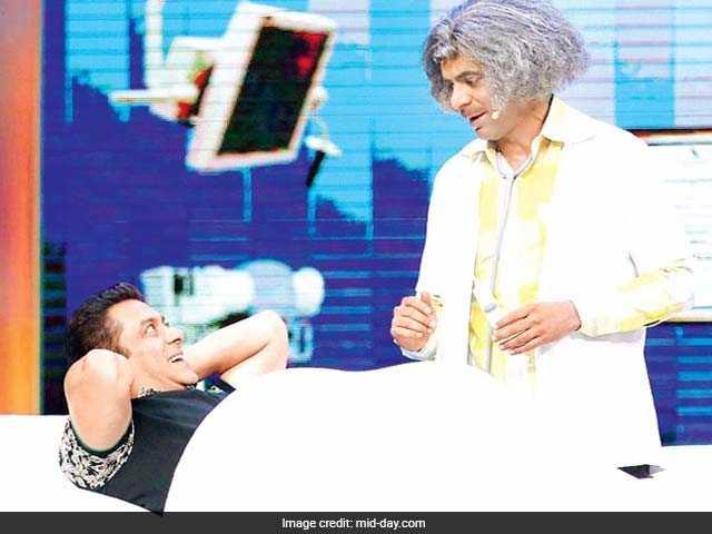 Sorry Kapil Sharma, Salman Khan Finds Sunil Grover Funnier