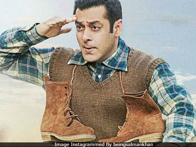 Salman Khan's Tubelight Poster Has A Special Mussoorie Connection
