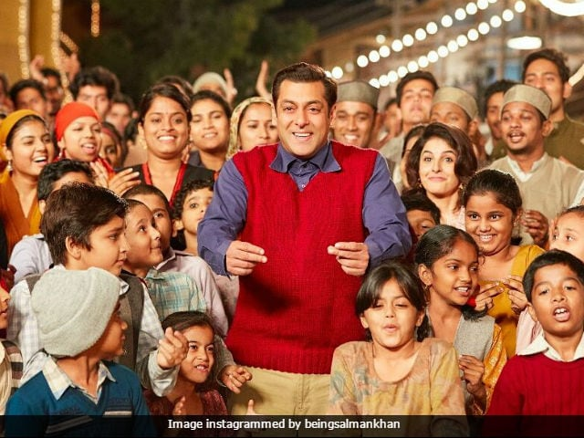 Salman Khan On Tubelight Reviews:  The Ratings Are Better Than I Expected
