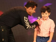 <i>Tubelight</i>: Salman Khan Reveals A Secret. The Adorable Matin, 8, Is Actually Very Shy