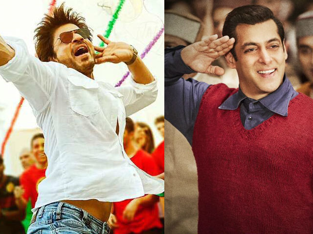 Jab Harry Met Sejal: Shah Rukh Khan's Film Trailer To Release With Salman Khan's Tubelight
