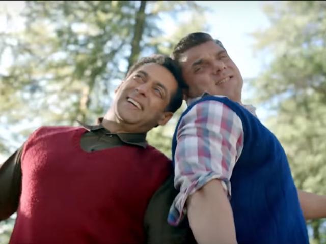 Why Salman Khan's Tubelight Co-Star Sohail 'Never Felt Overshadowed By Bhai'