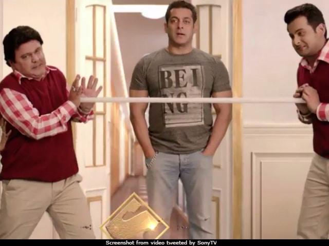 For Tubelight, Salman Khan Went On Ali Asgar's Show And Not Kapil Sharma's