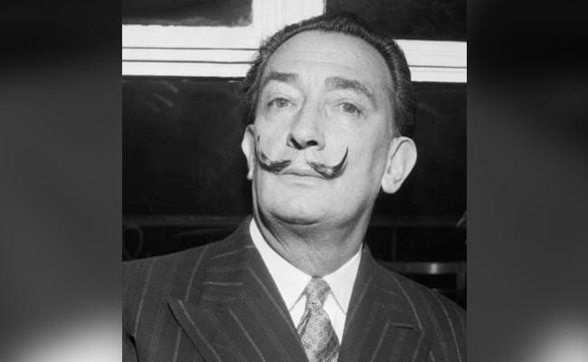 Salvador Dali's Remains Finally Re-Buried After Paternity Test