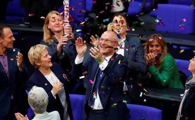 German Parliament Votes To Legalise Same-Sex Marriage