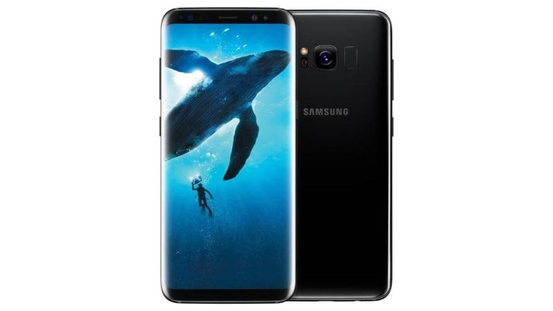 Samsung Galaxy S8+ के 6 जीबी रैम व 128 जीबी स्टोरेज वाले वेरिएंट की बिक्री भारत में शुरू