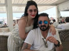 Sanjay Dutt And Maanyata Went To Europe And Have Great Holiday Pics