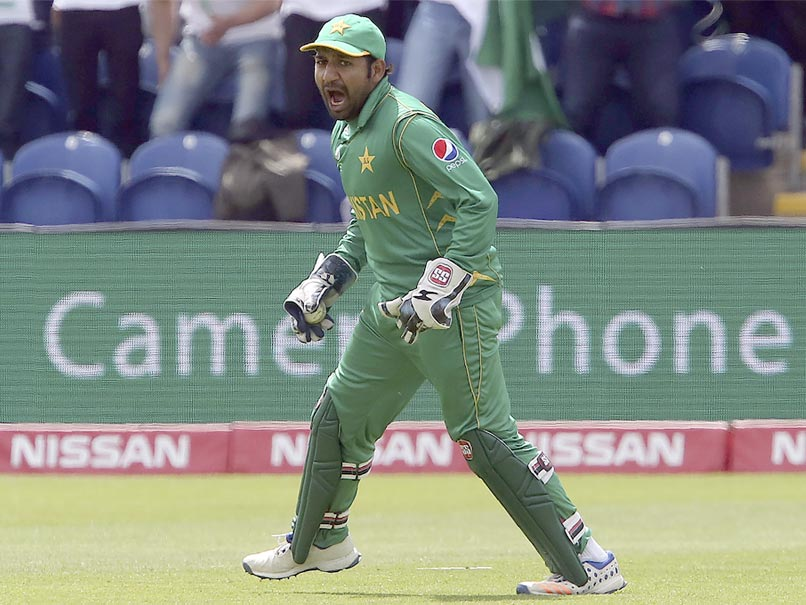 Champions Trophy 2017: Sarfraz Ahmed Reviews A Dropped Catch, Twitter Finds Its Latest Joke