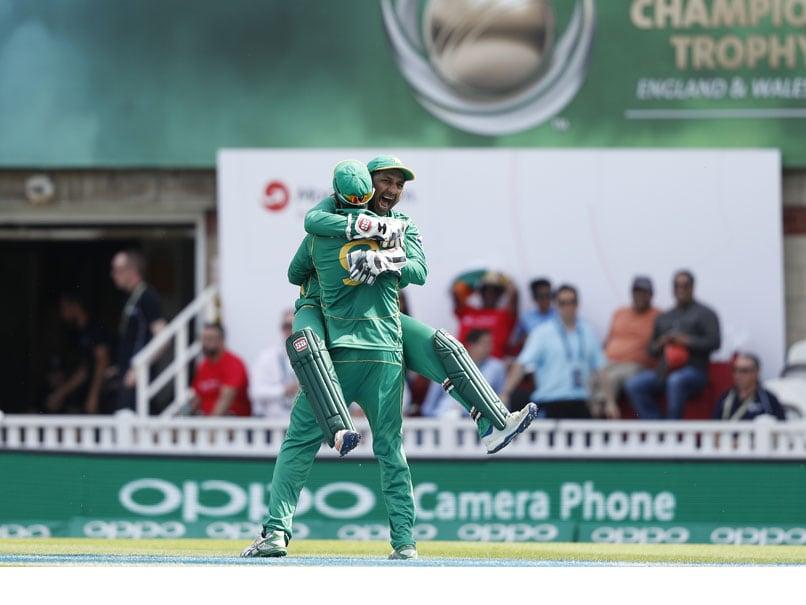 Sarfraz Ahmed Named Captain Of ICC Team of Champions Trophy; Virat Kohli, Shikhar Dhawan Included