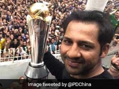 चैंपियंस ट्रॉफी में पाकिस्तान को विजेता बनाने वाले सरफराज अहमद का यह 'खास तोहफा' कर रहा इंतजार..