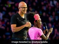 The 12-Year-Old CEO Who Impressed Microsoft Chief Satya Nadella