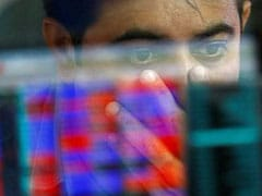 Sensex Falls Nearly 100 Points, Nifty Below 10,300