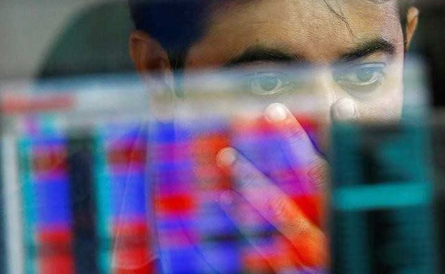 The NSE Nifty fell as much as 27.3 points to hit 10,372.25 during Tuesday's session