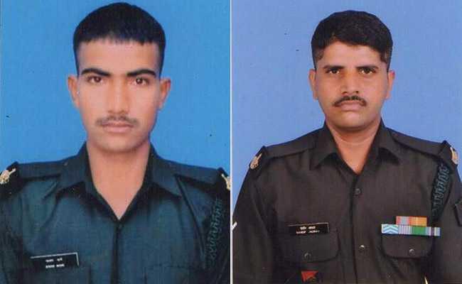 जम्मू-कश्मीर के पुंछ में पाकिस्तान की बॉर्डर एक्शन टीम (बैट) के हमले में दो भारतीय जवान शहीद