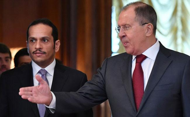 Russia Calls For Dialogue In Qatar Diplomatic Crisis