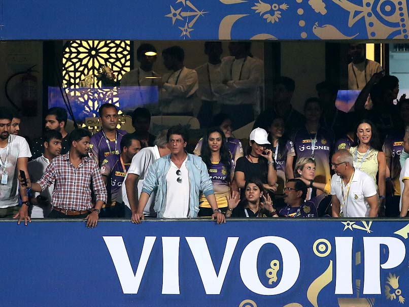 Indian Premier League Controversies: Shah Rukh Khan
