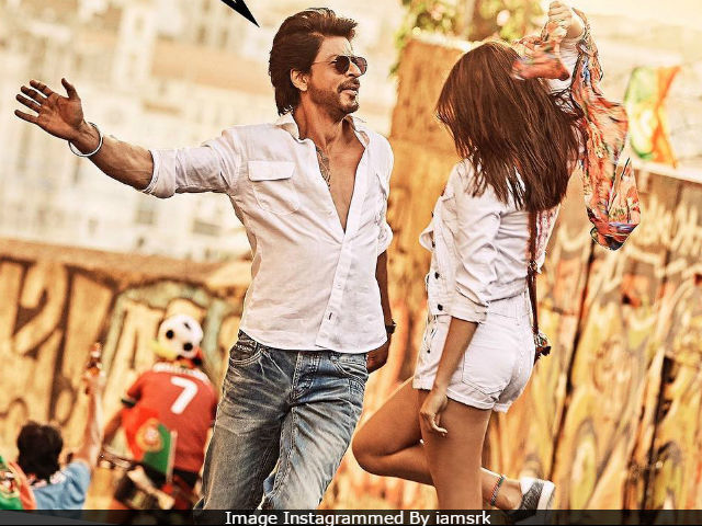 Shah Rukh Khan Tells Us What Happens When Harry And Sejal Meet. Watch Video