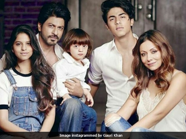 Shah Rukh Khan Reveals His Chill Parenting Style With Aryan, Suhana And AbRam