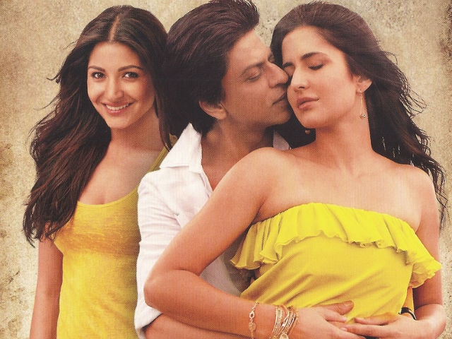Shah Rukh Khan, Katrina Kaif, Anushka Sharma. This Film Is Basically A Jab Tak Hai Jaan Reunion